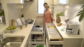 マンション収納術!キッチン、ウォークインクローゼット、納戸を無駄なくスッキリ見せる美人収納