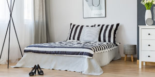 オシャレな部屋づくりはベッドの収納から!ベッドの種類や活用方法