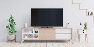 リビングルームの快適空間づくり!オシャレに魅せるテレビボード選びのコツ