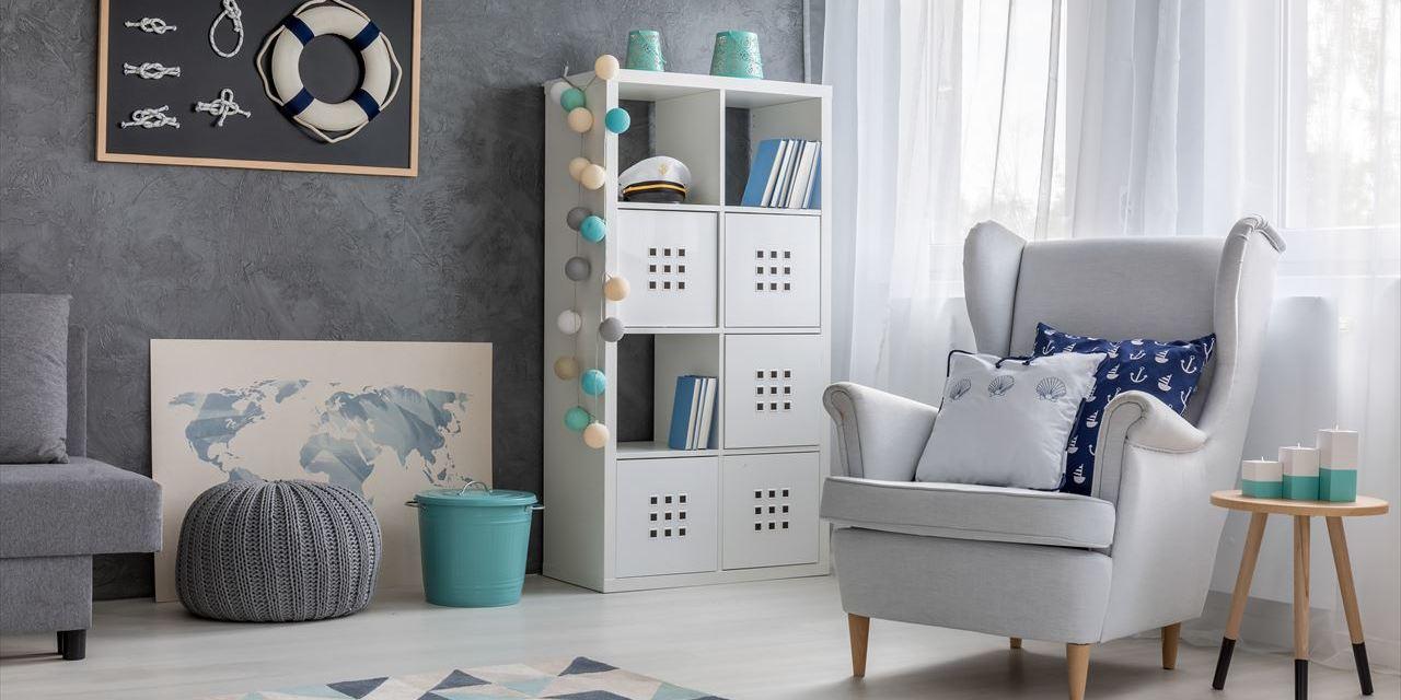 一人暮らしのリビングを快適な空間にする!狭い部屋でもできる収納のポイント