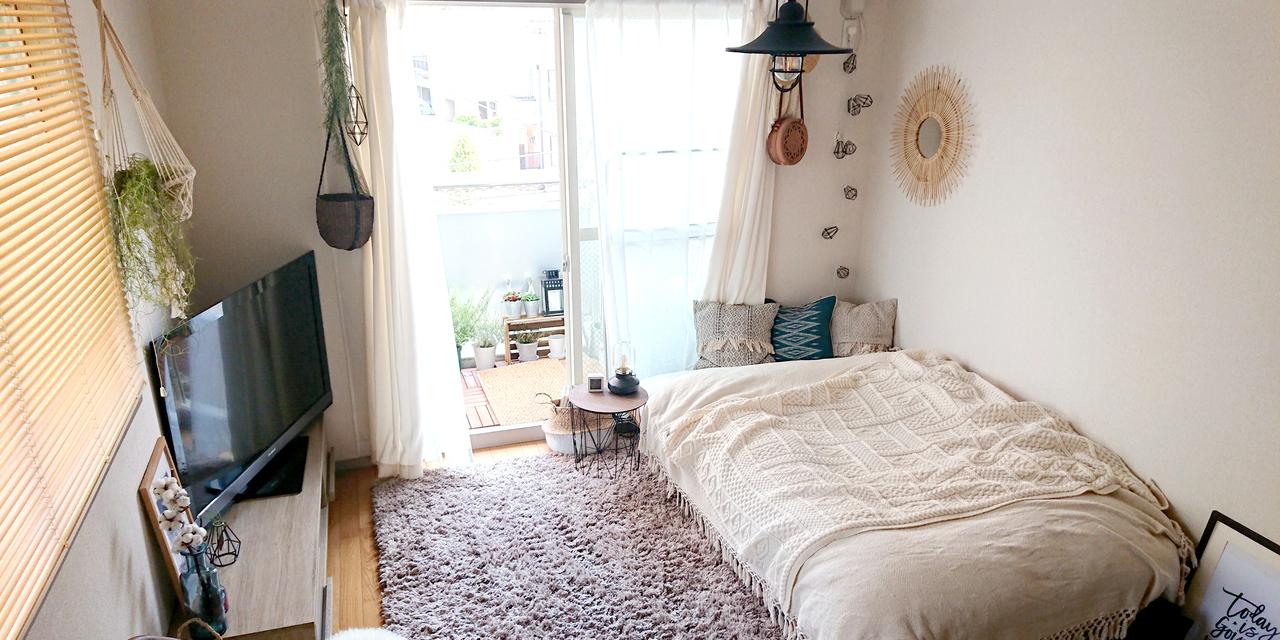 【こだわりの部屋づくりvol.5】海外に魅せられた! モロッコスタイルの部屋づくり(cocoroom08さん)