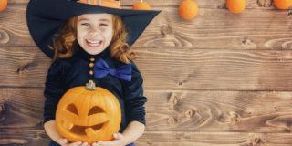 材料4つ・簡単3ステップでかぼちゃランタンの完成