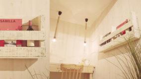 [DIY棚]パレットがシャビーシックな棚に変身!レシピ&撮影バックステージ