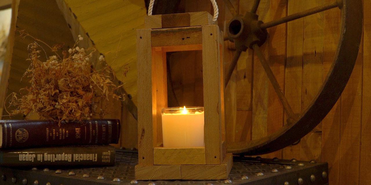 廃材を使ってキャンドルランタンを作ろう・廃材企画その1 – Candle Lantern DIY【図面付き】
