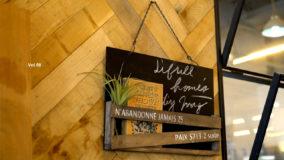 インテリアにピッタリ!飾れる黒板ボードを作りましょう - Small chalkboard DIY
