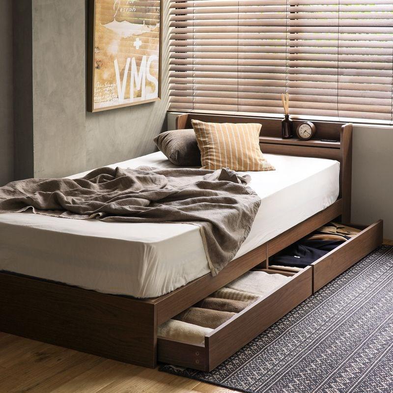 ベッド下収納は空気がこもり、カビなどの原因になることも