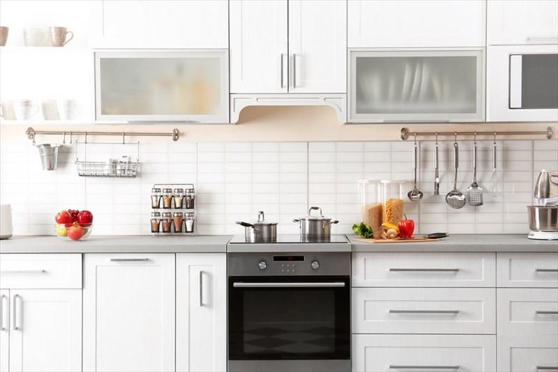 キッチンの使いやすさは時短につながります