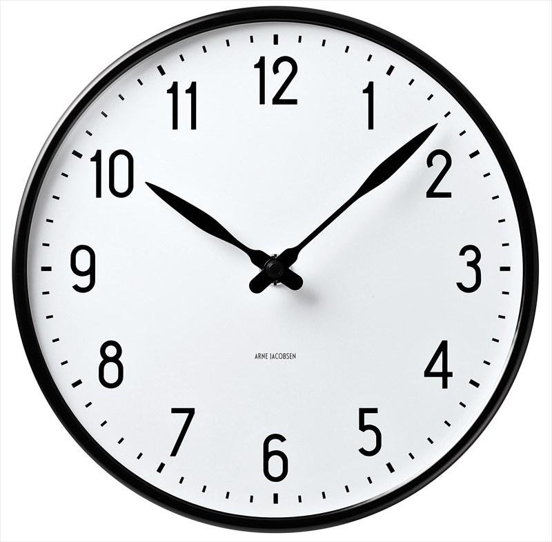 どんなインテリアにもあいやすい時計