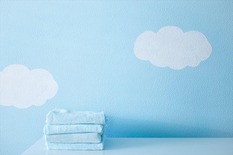 空をイメージした壁紙