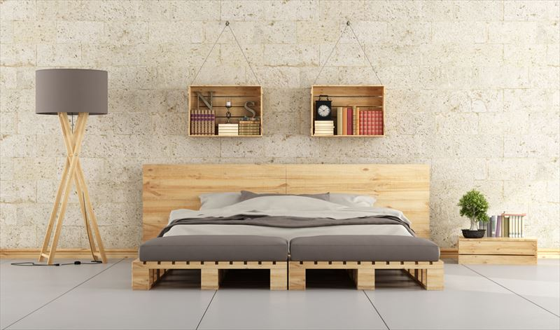 木材を使用した家具