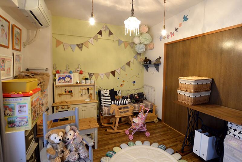 子供部屋DIY
