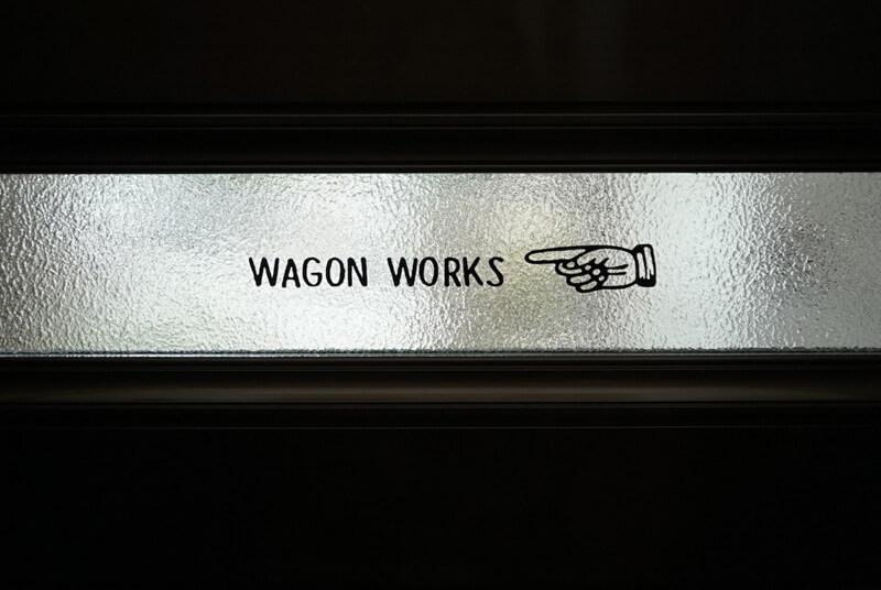 chikoさんが活動する際のブランド『WAGON WORKS』