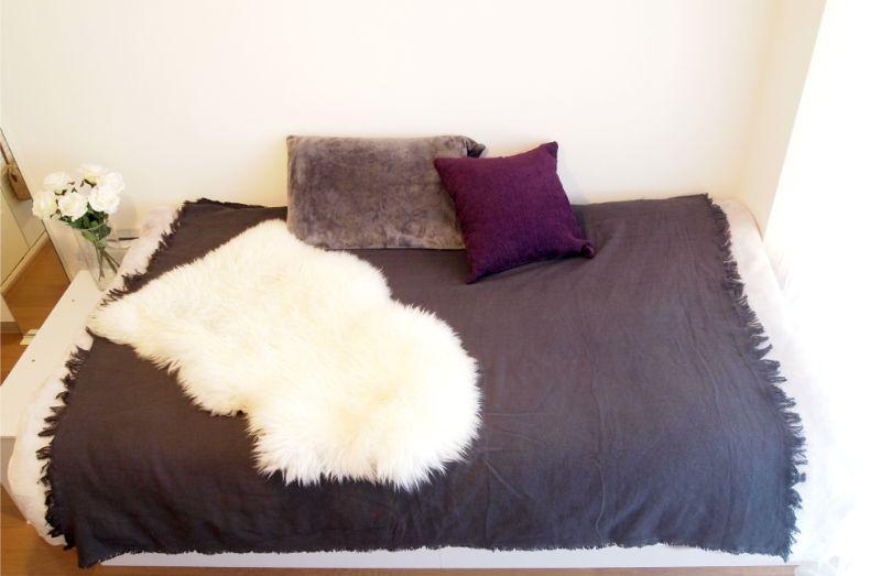 ソファにも使えるベッド