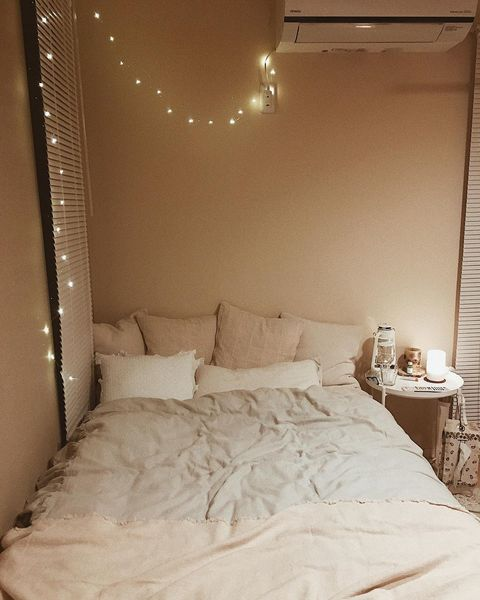 大きめサイズのベッド