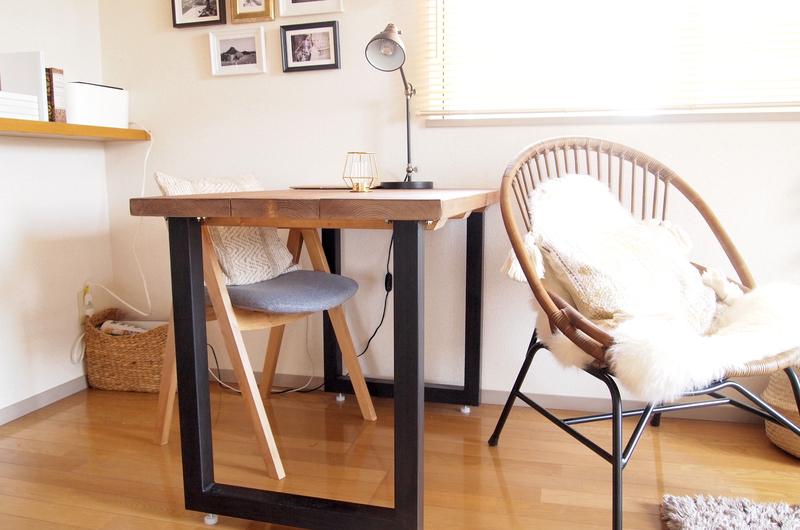 オーダーメイドのテーブル