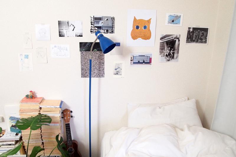 ベッドまわりの空間
