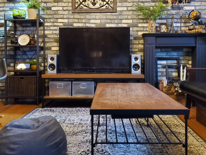 新しく購入した家具