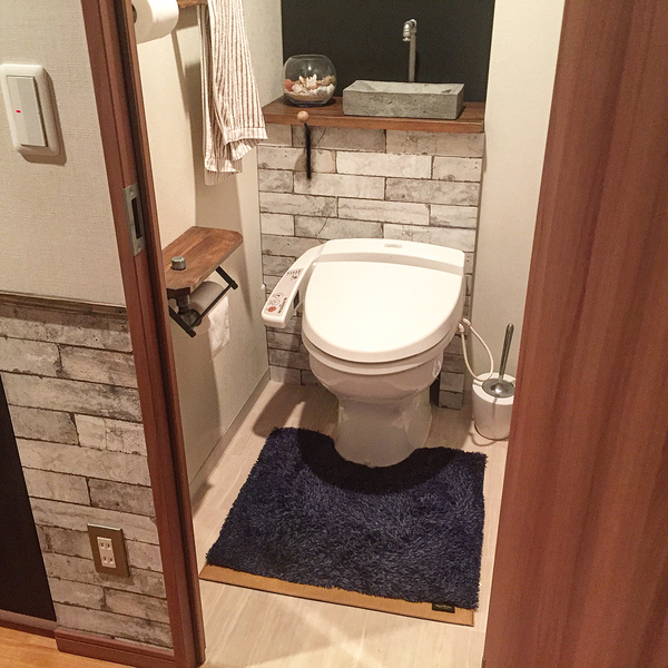セルフリノベーション・トイレ