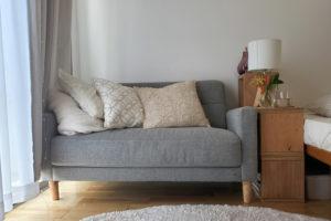 お気に入りのソファ