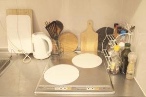 整理されたキッチン2