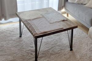 テーブルを簡単DIY