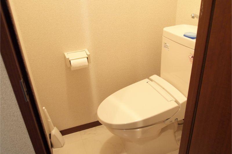 利便性を考えたトイレ