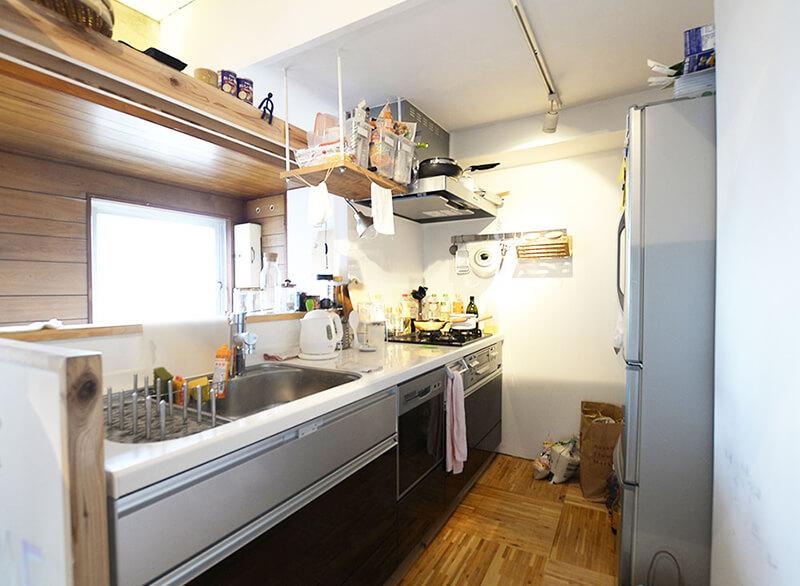 キッチンの入手方法はオークション