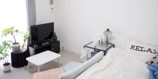 【こだわりの部屋づくりvol.24:前編】白をベースに!シンプルでかっこいい部屋(___pokihome___さん)