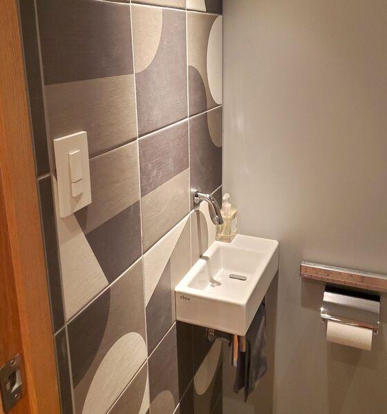 来客用の手洗い場