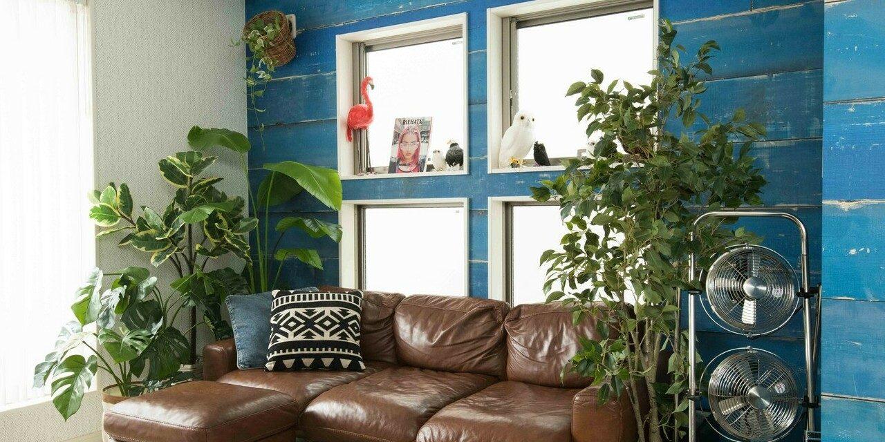 あの人の偏愛部屋 vol.1|すべての空間に壁紙を取り入れた壁紙愛が過ぎる部屋(日下部さん)