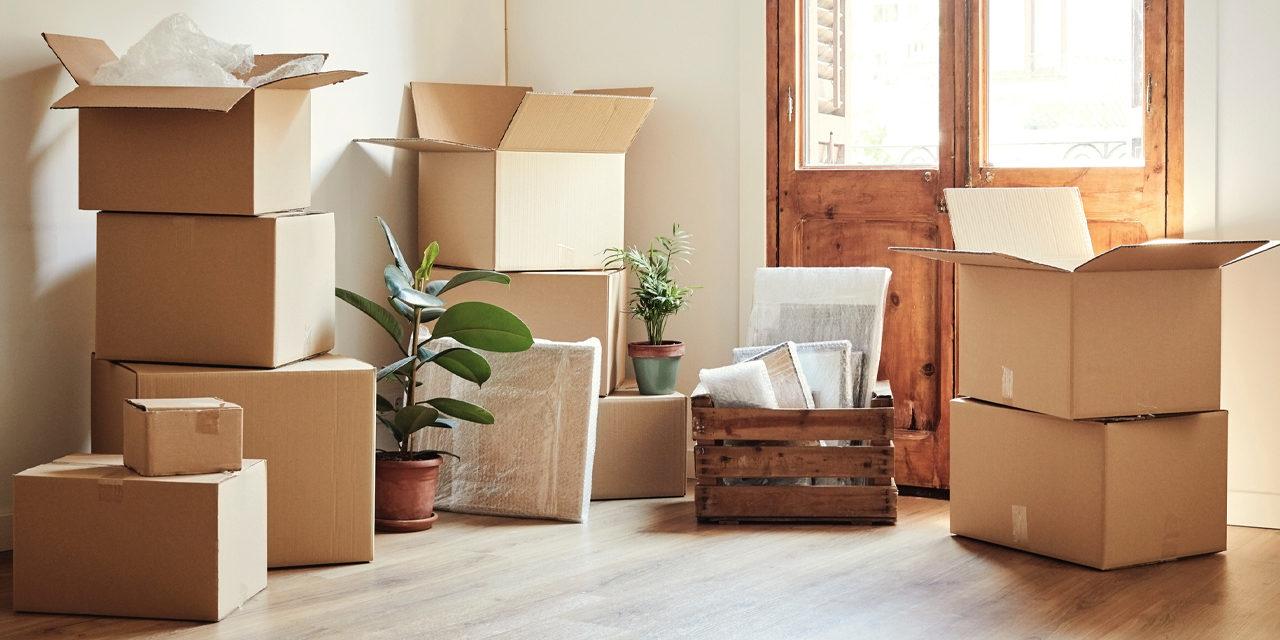 引越し準備、何から始める?まず初めに取り組みたい荷造りのコツ
