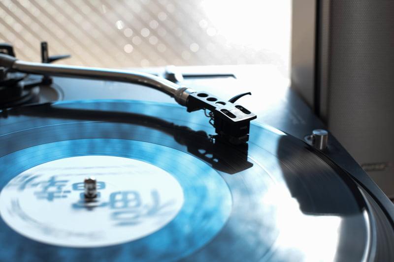 福富幸宏のレコード