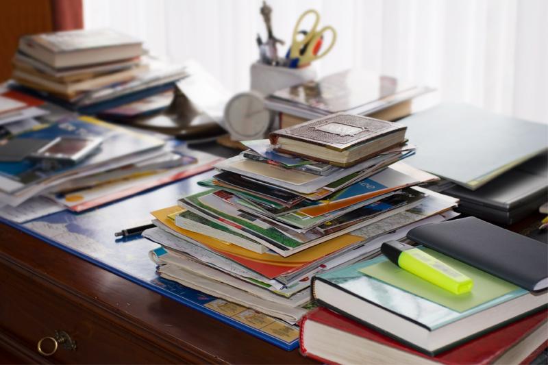 書籍の整理