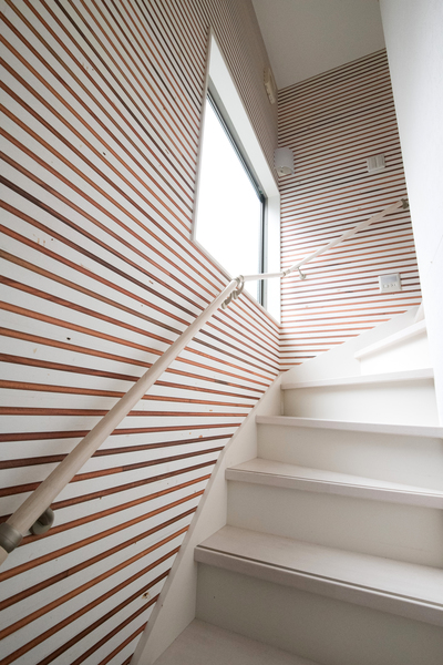 3階の階段
