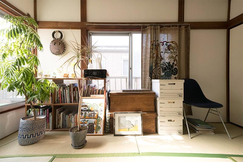書斎のインテリア