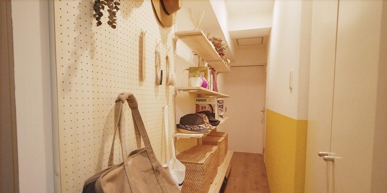 壁面収納DIY!壁を傷つけずに棚をつくる方法(ラブリコでお部屋改造)