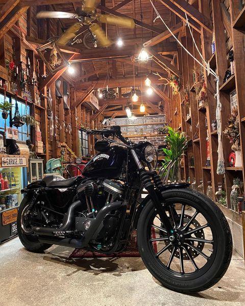 GarageDDさんのバイク
