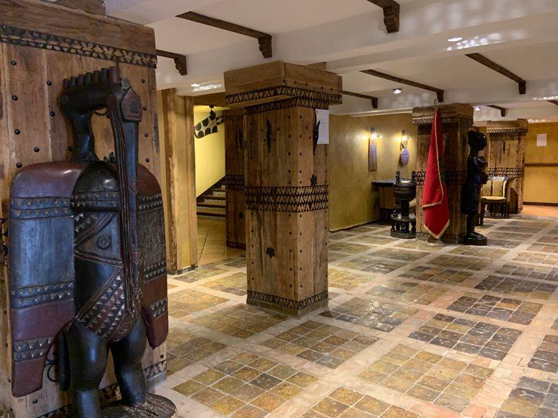 モロッコで利用したホテル