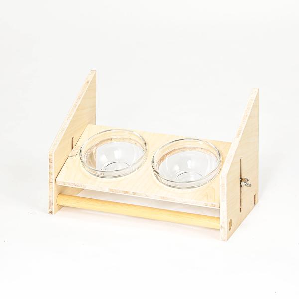 ペット用の食器台