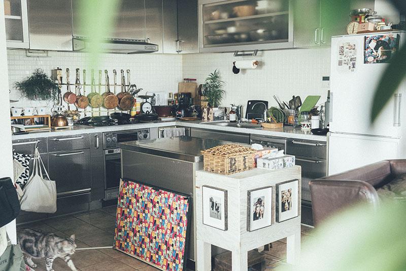 原状回復を念頭に入れたキッチンインテリア