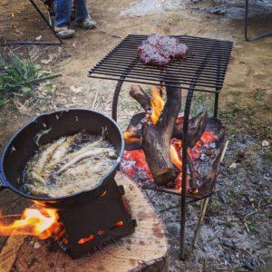 料理へのこだわりが強まった二拠点拠点