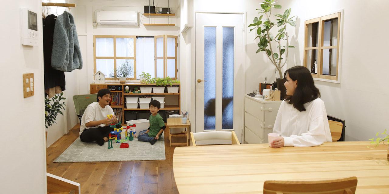 DIY経験ゼロで自宅を大改造! 「狭い、暗い、寒い」を自力で解決|DIY PEOPLE Vol.15