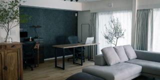 3色ルールとアンティーク家具でつくる居心地と合理性を追求した部屋|こだわりの部屋づくりvol.35