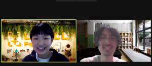 沼田さん(左)と黒部さん(右)。ちゃきちゃきと進める沼田さんに、おっとりとアドバイスをする黒部さんがナイスコンビネーション!