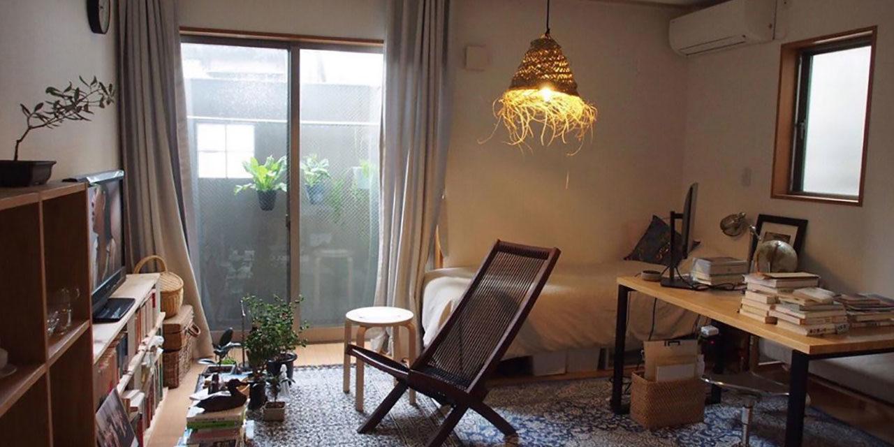 本好き・旅好き・工芸品好きがつくる来客が過ごしやすい部屋|こだわりの部屋づくりvol.38